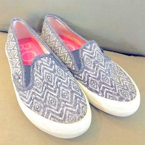 Roxy Casual Slip-on Canvas Sneaker